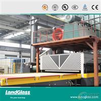 兰迪LD-EJ+强制对流双曲面钢化炉