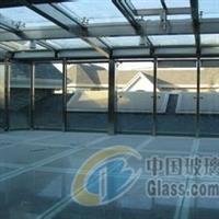 大连强大玻璃阳光顶专业设计施工