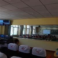 厂家直销 学校录播室单向透视玻璃 微格教室玻璃
