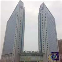 郴州承包观光电梯玻璃幕墙、干挂石材幕墙工程