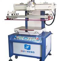 供應廣東YS-4060PA半自動平面絲印機