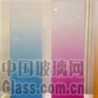 廣東廠家直銷漸變玻璃 隔斷玻璃 生產加工