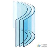 供應雙曲面彎鋼鋼化玻璃
