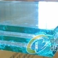 復合夾層鋼化玻璃
