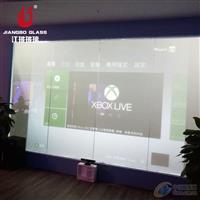 全国供货 投影调光玻璃 电控变色玻璃