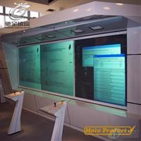 智能型调光玻璃 遥控变色 会议室魔术玻璃 投影屏