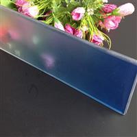 10mm隔断蒙砂玻璃