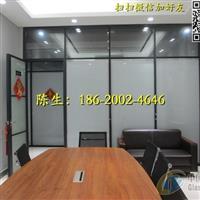 惠州办公室玻璃百叶隔墙