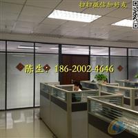 惠州中空百葉玻璃隔墻