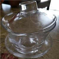 蚌埠采购-玻璃盖碗三件套