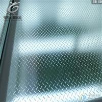 蒙砂八字条纹高强度较久防滑玻璃地板 驰金特玻供给商