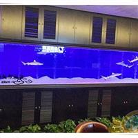 南京墙体镶嵌鱼缸定做