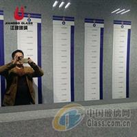 警局用辨认室单反玻璃 办案玻璃 单向可视