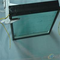 佛山中空電加溫玻璃廠家 專業加工電鍍電加熱除霧玻璃