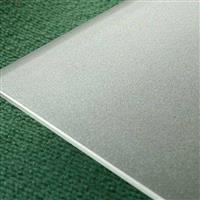 喷砂玻璃钢化处理