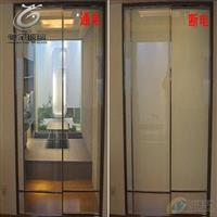 淋浴房瞬間變色玻璃、浴室智能變色玻璃 霧化玻璃