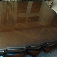 供應鋼化玻璃桌