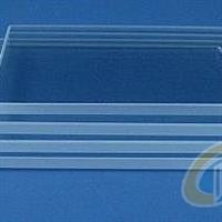 优质浮法玻璃片 2.5cm×2cm×1.1mm 实验室玻璃片