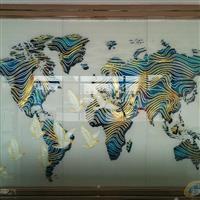 雕刻艺术玻璃