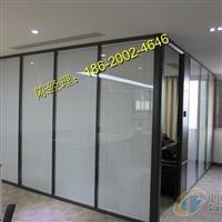 深圳龙岗玻璃高隔隔墙厂家价格