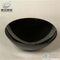 黑色耐高温微晶玻璃面板