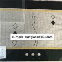 供应消毒柜面板玻璃