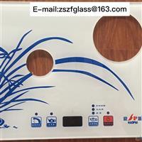 供应茶炉丝印高温玻璃