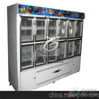 大型超市商用冷柜玻璃门 电镀电加热玻璃 除霜除雾玻璃