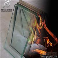 广东单片铯钾防火玻璃 A类复合防火玻璃