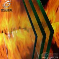 5-19mm单片铯钾防火玻璃 带证书