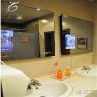 新一代洗手间专项使用镜面魔术镜 广告镜面玻璃18125718562