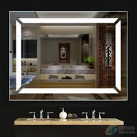 志河LED灯光除雾智能镜浴室镜壁挂镜
