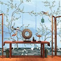 夹画玻璃 玻名家饰 广州夹胶玻璃厂家