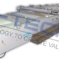 深圳眾景精密全自動多色絲網印刷機