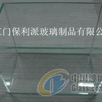 厂家专业定制玻璃鱼缸 大尺寸鱼缸
