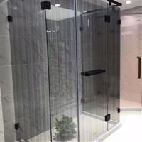 夾絲淋浴房