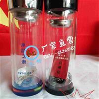 昆明玻璃杯成批出售昆明双层玻璃杯印字