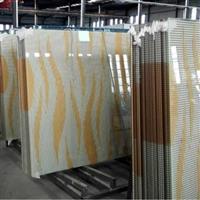 供应各种彩釉玻璃 及技术咨询服务