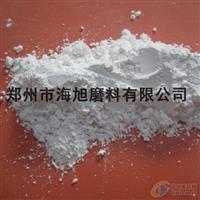 磨片生产用河南一级白刚玉微粉