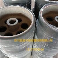 铸铁轮包胶工艺