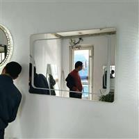 显示屏镜面显示屏 LED触摸防雾镜