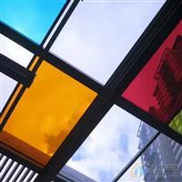 青岛办公室玻璃贴膜茶色膜防爆膜隔热膜