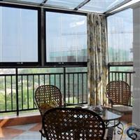 青岛阳台玻璃贴膜,阳光房贴膜