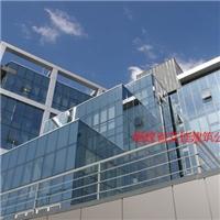 福州玻璃安装 外墙玻璃 中空玻璃