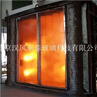 北京供应6mm-19mm单片铯钾防火玻璃