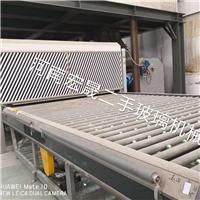 九成新杭州精工上部对流钢化炉