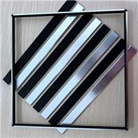 超級玻纖暖邊條非金屬不起霧不結露飛機玻璃使用佳