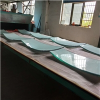 双曲弯钢,异形弯钢玻璃