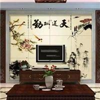泸州生产销售背景墙艺术玻璃