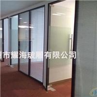 办公室透光隔断玻璃